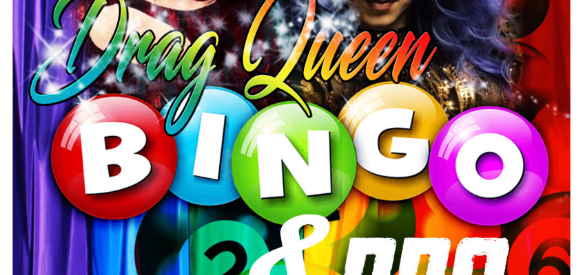 June 23, 2019 – Drag Bingo, Barbecue, and Pot Luck