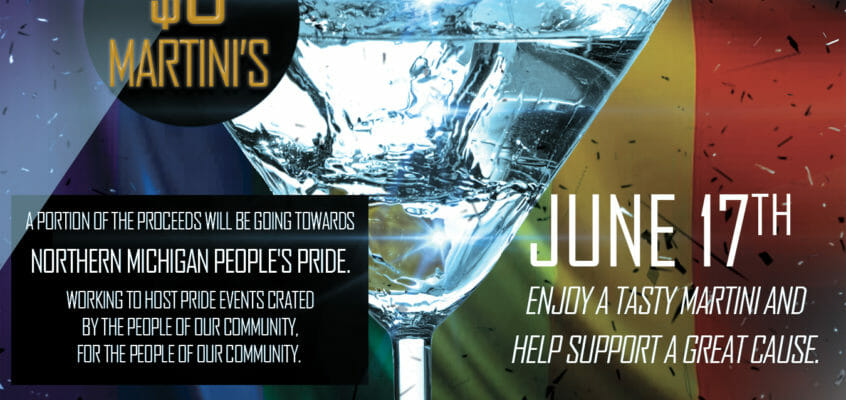 June 17, 2019 – Martini Monday Cocktails For a Cause