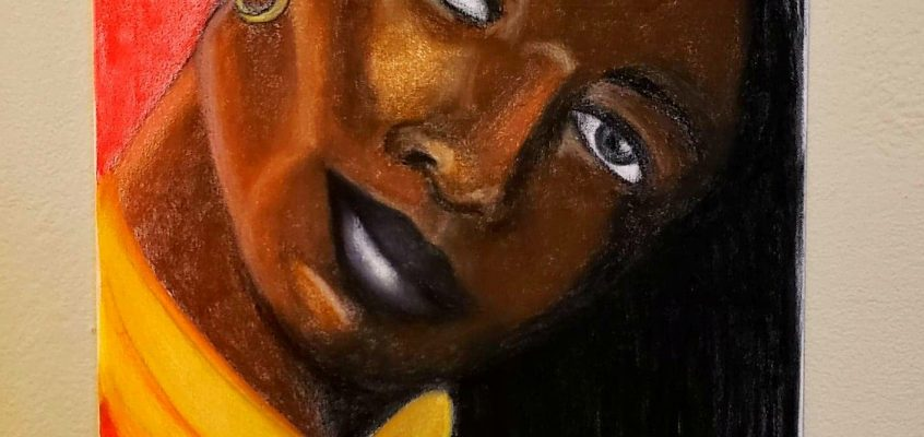 Remembering Jamagio Jamar Berryman – If You Could See Them Through My Eyes – A virtual art exhibit