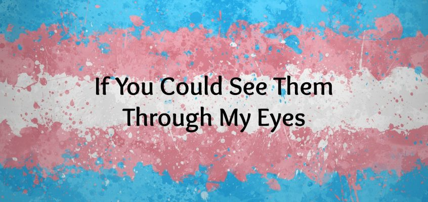 If You Could See Them Through My Eyes – A virtual art exhibit